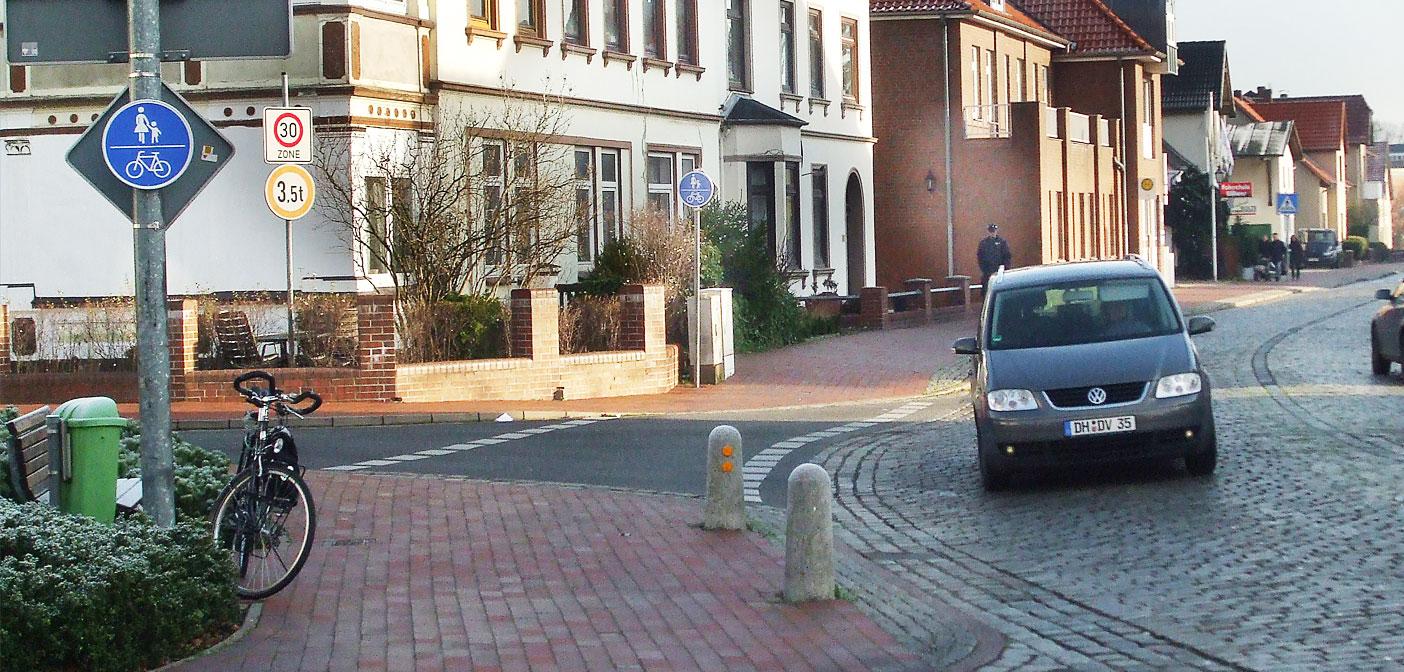 Bassum Bahnhofstrasse