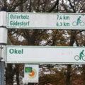 Fahrradleitsystem