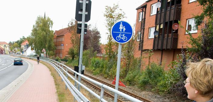 Radwegbenutzungspflicht