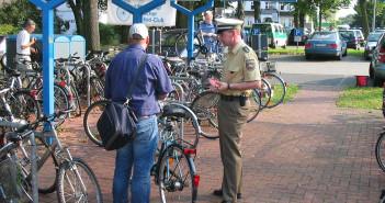 Fahrraddiebstahl Syke Bahnhof