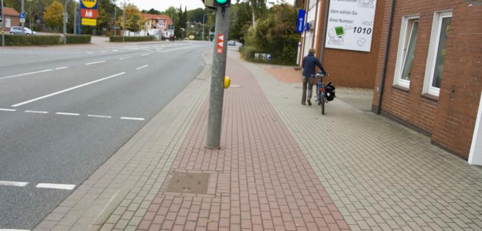 B6 Ortsdurchfahrt Syke