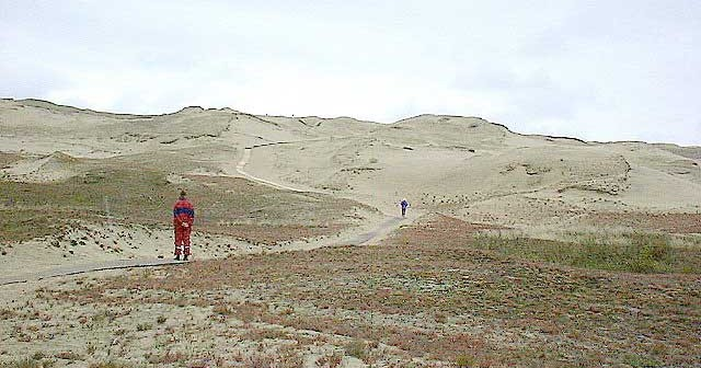 Litauische Sahara