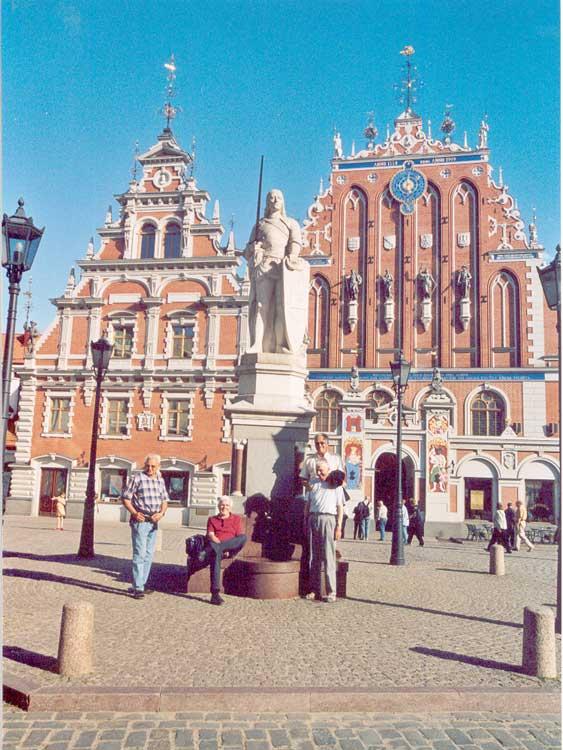 Riga Rathaus