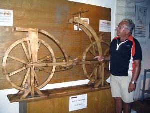 da Vinci-Museum in Amboise
