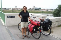 Fahrradtour zur Loire