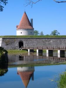 Estland — Festung Arensburg