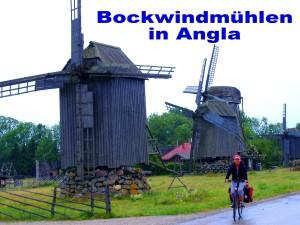 Bockwindmühlen in Angla