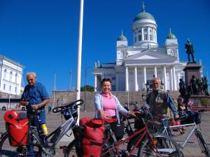 Stippvisite: der Dom in Helsinki