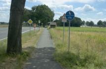 B51 Radwegschäden