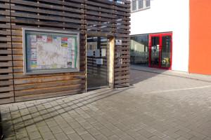 Fahrradparkhaus Kirchweyhe
