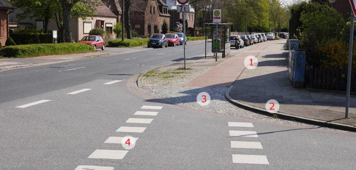 Radweg ohne Benutzungspflicht