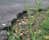 Radweg kaputtgemacht und davongelaufen