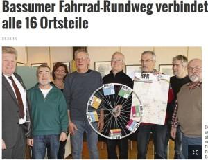 Kreiszeitung vom 1.4.2015