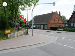 Barnstorf B51 linker Radweg