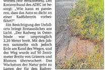 Kreiszeitung 26.07.2016