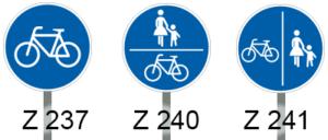 Z 237, Z 240, Z 241