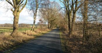 B51-NEU: demnächst kein Durchkommen auf dem Geest-Radweg?