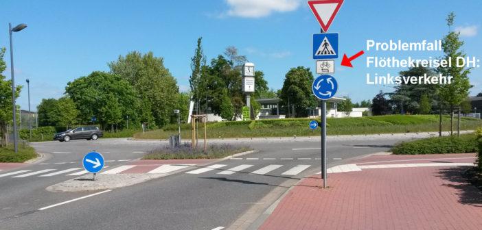 Gefährliche Momente für Radfahrer –– Diepholz und Sulingen