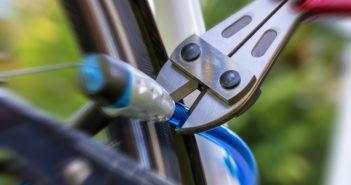 Fahrrad-Codierung gegen Fahrraddiebstahl