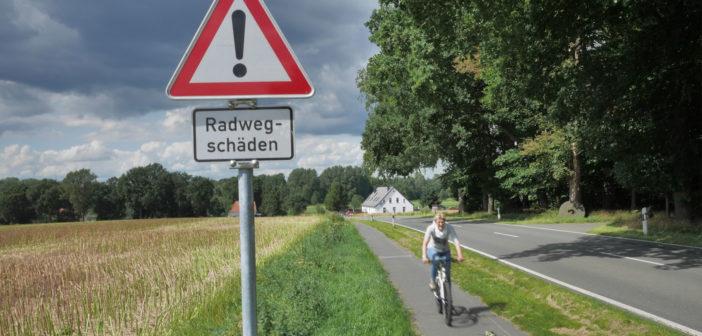 K126 Bassum — Radwegbenutzungspflicht aufgehoben