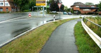 B6 Dillertal: Knotenpunkt wird umgebaut