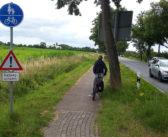 Radwegschäden: Niedersachsen kapituliert