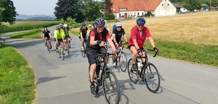 Syker Rennrad-Runde – neues Angebot für 'Schnellfahrer'