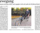Immer in Bewegung: Dieter Verhey