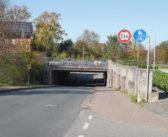 Bahnhofstunnel: freie Fahrt in Twistringen