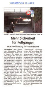 Kreiszeitung 10-10-2018