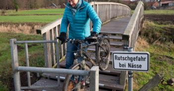 Klosterbachbrücke: saniert, aber schlecht gemacht