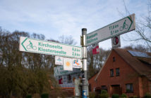 Klosterbachbrücke Bassum / Harpstedt
