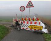 Radverbindung Weyhe-Bremen wird saniert