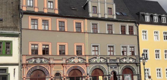 Radreisebericht: Weimar – Naumburg – Leipzig