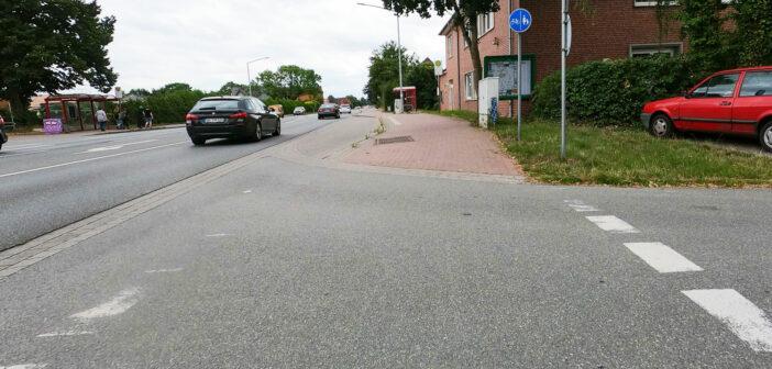 B6 Syke: Ortsdurchfahrt ins Krankenhaus