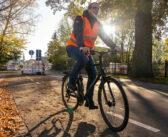 'Im Mühlengrunde': Schutzstreifen für Radfahrer