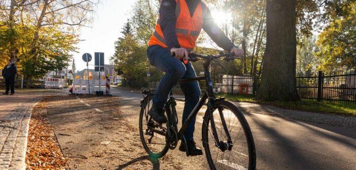 'Im Mühlengrunde': Schutzstreifen für Radfahrer???