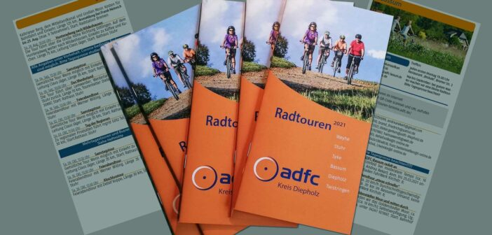 Neu: ADFC Radtourenkalender 2021