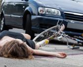 'Linke' Radwege: alte Leute sind besonders gefährdet