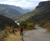 Radreise durch Armenien
