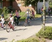Rad fahrende Kinder —- Sonderregeln