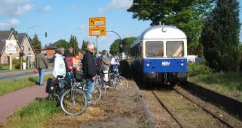 Rad und Bahn