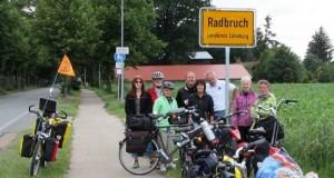 Radtour Hamburg