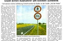 Rechtsstreit Auf der Heide, Kreiszeitung 06-06-2011